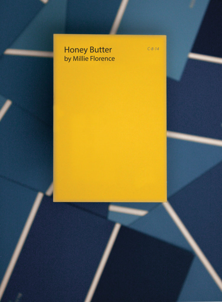 Book Cover: Honey Butter